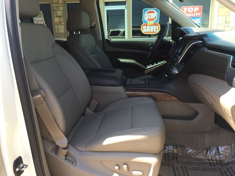 2015 Chevrolet Tahoe LTZ  Brownsville TX  English Motors  in Brownsville, TX