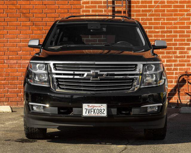 2015 Chevrolet Tahoe LTZ Burbank, CA 1