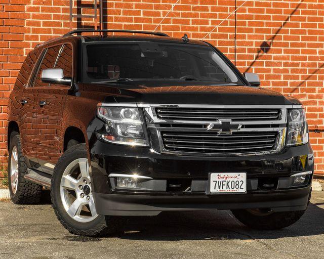 2015 Chevrolet Tahoe LTZ Burbank, CA 2
