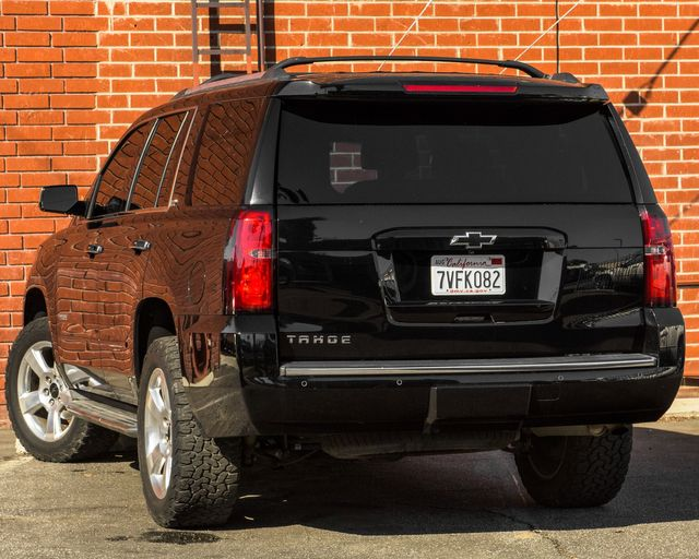 2015 Chevrolet Tahoe LTZ Burbank, CA 5