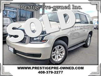 2015 Chevrolet TAHOE in Campbell CA