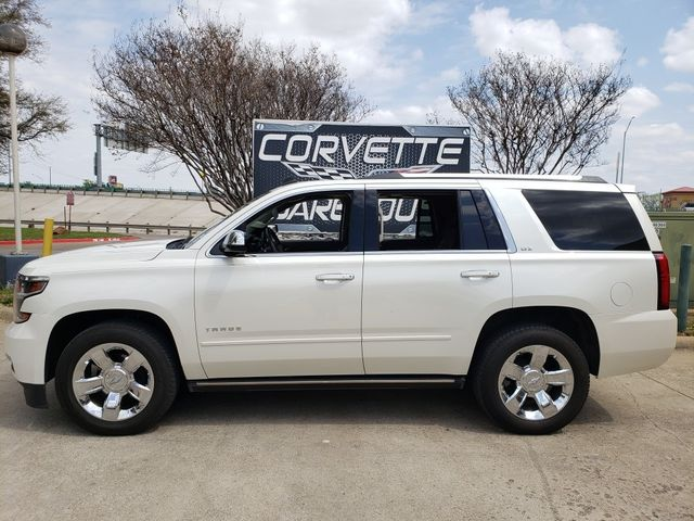 2015 Chevrolet Tahoe LTZ 4WD, NAV, Sunroof, Rear Ent, Chromes 71k in Dallas, Texas 75220