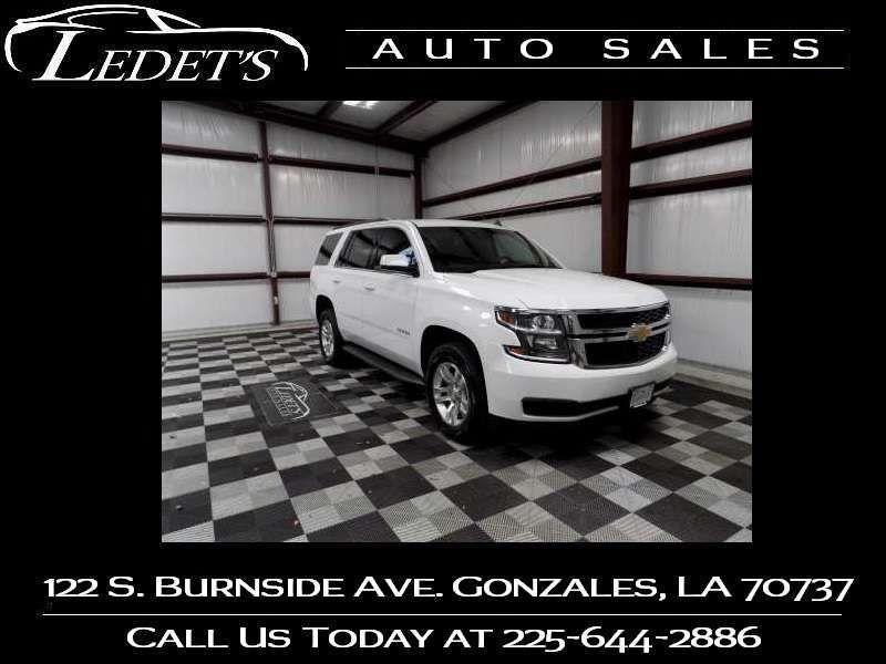 2015 Chevrolet Tahoe LT - Ledet's Auto Sales Gonzales_state_zip in Gonzales Louisiana