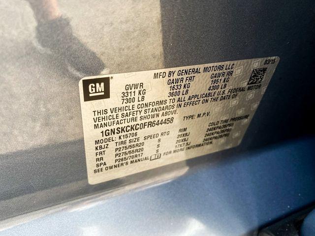 2015 Chevrolet Tahoe LTZ Madison, NC 52