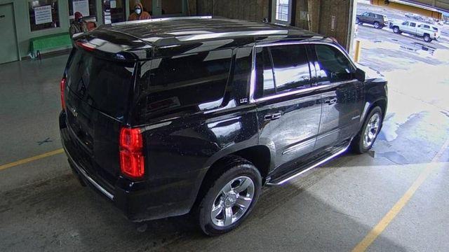 2015 Chevrolet Tahoe LTZ Madison, NC 2