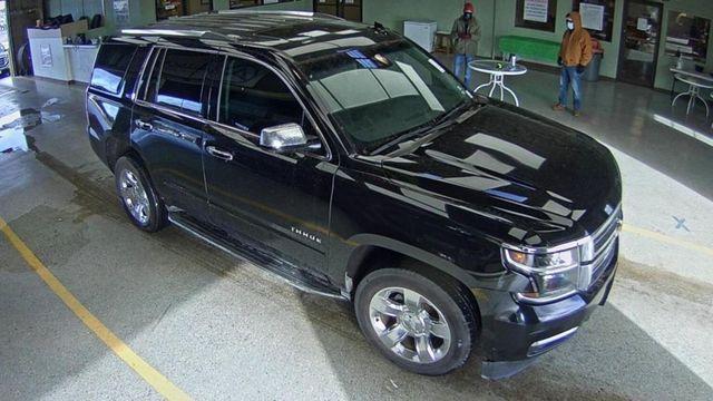 2015 Chevrolet Tahoe LTZ Madison, NC 3