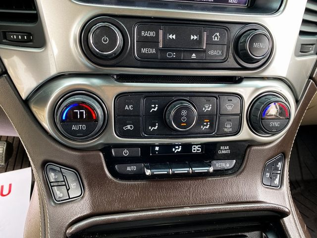 2015 Chevrolet Tahoe LTZ Madison, NC 38