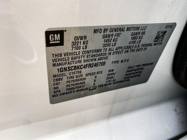 2015 Chevrolet Tahoe LT Madison, NC 44