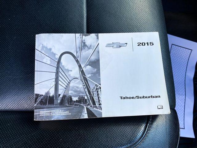 2015 Chevrolet Tahoe LTZ Madison, NC 20