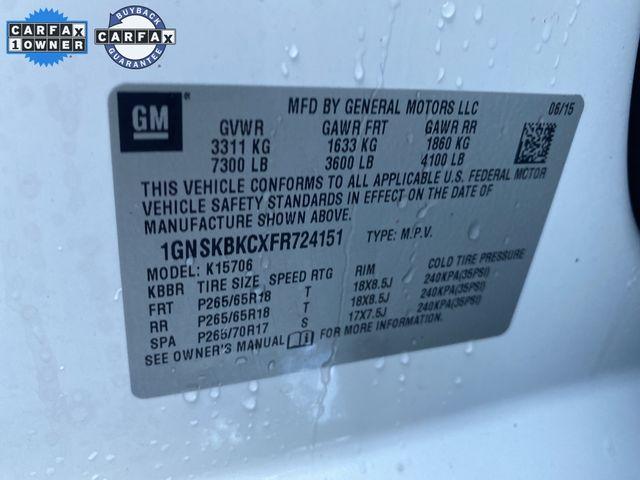 2015 Chevrolet Tahoe LT Madison, NC 52
