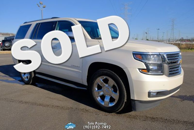 2015 Chevrolet Tahoe LTZ | Memphis, Tennessee | Tim Pomp - The Auto Broker in Memphis Tennessee