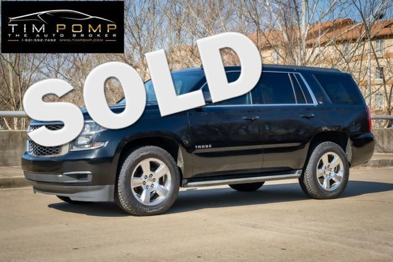 2015 Chevrolet Tahoe LT | Memphis, Tennessee | Tim Pomp - The Auto Broker in Memphis Tennessee
