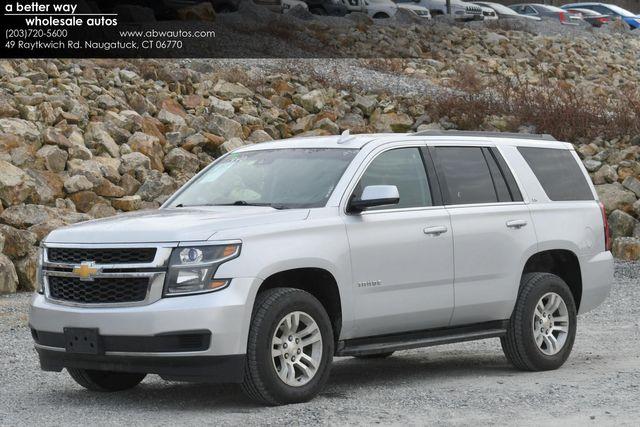 2015 Chevrolet Tahoe LS Naugatuck, Connecticut