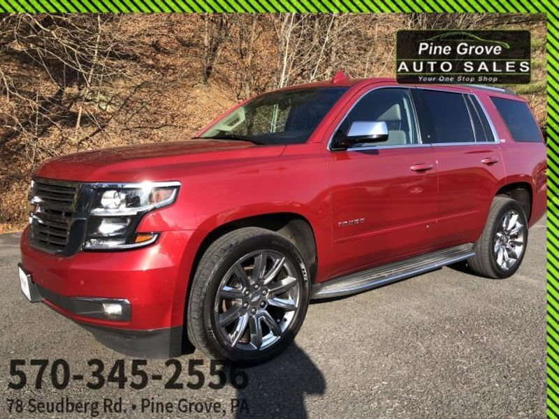2015 Chevrolet Tahoe LTZ | Pine Grove, PA | Pine Grove Auto Sales in Pine Grove, PA