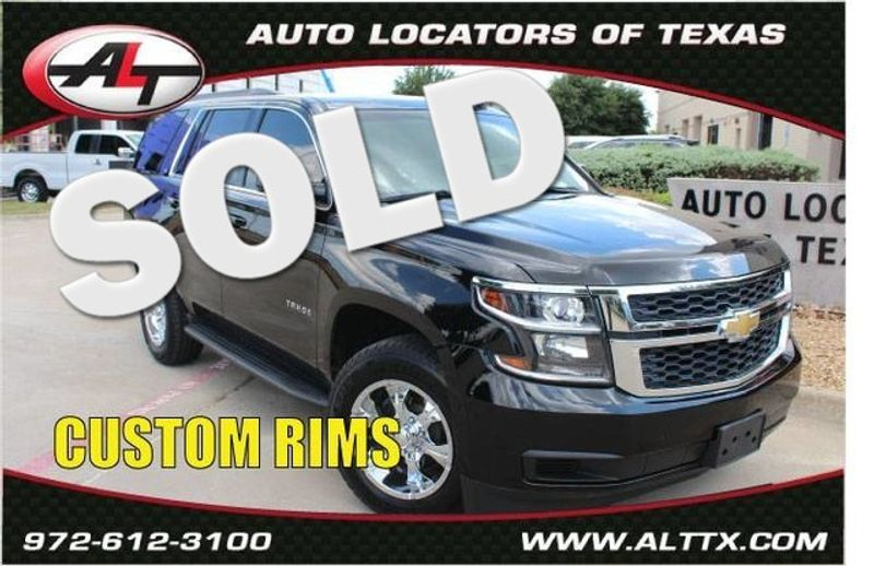 2015 Chevrolet Tahoe LT | Plano, TX | Consign My Vehicle in Plano TX