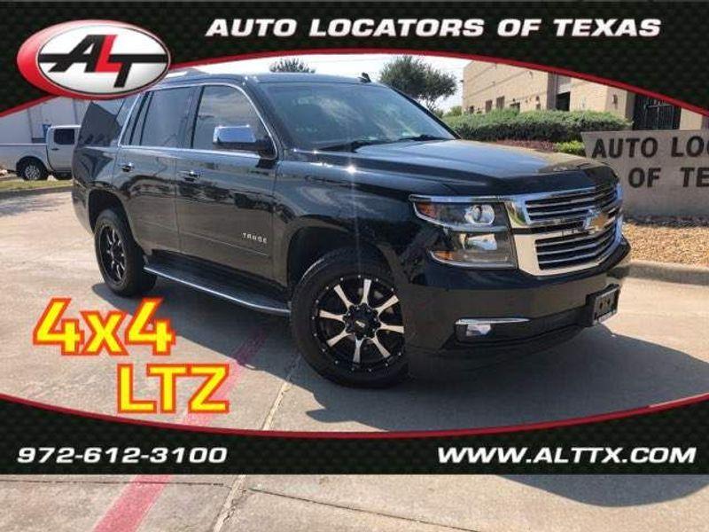 2015 Chevrolet Tahoe LTZ | Plano, TX | Consign My Vehicle in Plano TX