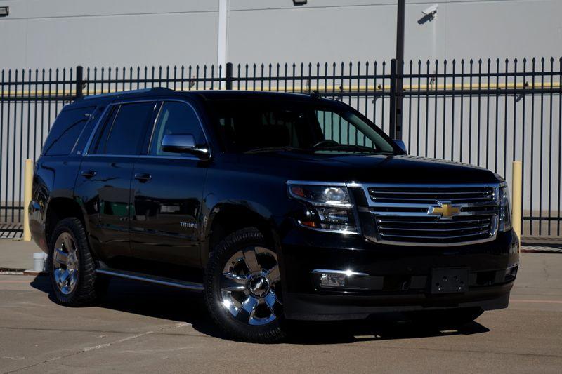2015 Chevrolet Tahoe LTZ*Nav*BU Cam*Sunroof*   Plano, TX   Carrick's Autos in Plano TX
