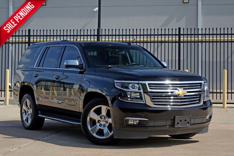 2015 Chevrolet Tahoe LTZ*Nav*Sunroof*BU Cam*   Plano, TX   Carrick's Autos in Plano TX