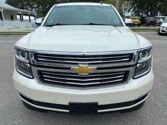 2015 Chevrolet Tahoe LTZ AWD 22 CHROME DVD 3RD ROW CARFAX CERT  Plant City Florida  Bayshore Automotive   in Plant City, Florida