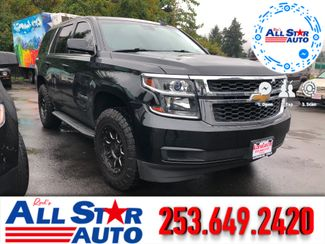 2015 Chevrolet Tahoe LT in Puyallup Washington, 98371