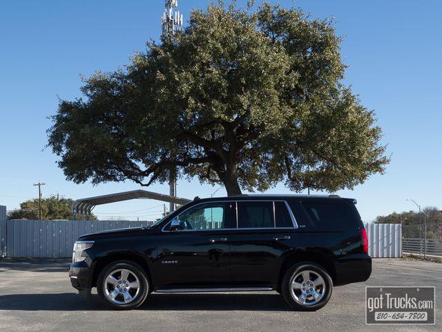 2015 Chevrolet Tahoe LTZ 5.3L V8 4X4