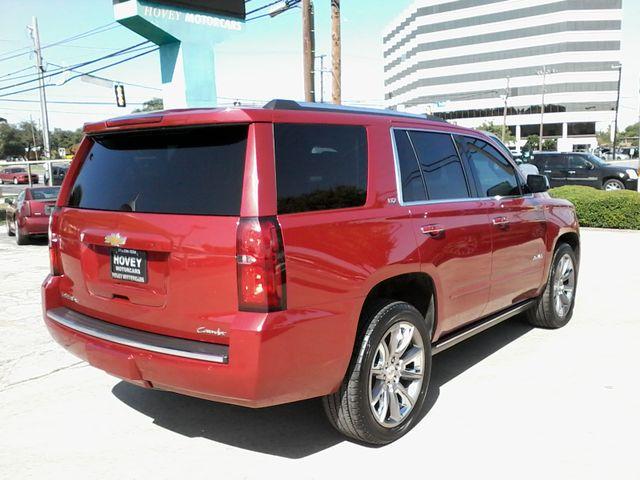 2015 Chevrolet Tahoe LTZ San Antonio, Texas 4