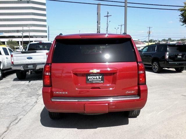 2015 Chevrolet Tahoe LTZ San Antonio, Texas 5