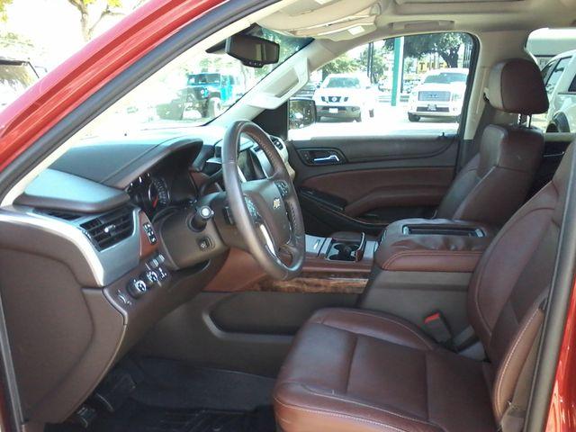 2015 Chevrolet Tahoe LTZ San Antonio, Texas 8