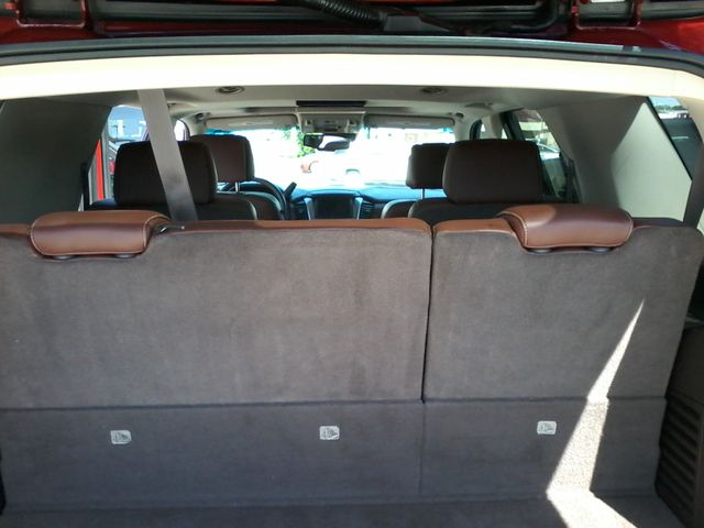 2015 Chevrolet Tahoe LTZ San Antonio, Texas 10