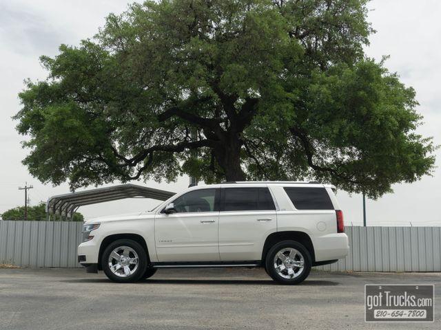 2015 Chevrolet Tahoe LTZ 5.3L V8