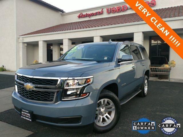 2015 Chevrolet Tahoe LS | San Luis Obispo, CA | Auto Park Sales & Service in San Luis Obispo CA