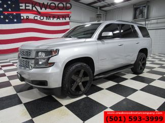 2015 Chevrolet Tahoe LT 4x4 Silver Leather Black 20s New Tires LowMiles in Searcy, AR 72143