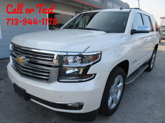2015 Chevrolet Tahoe LTZ south houston, TX