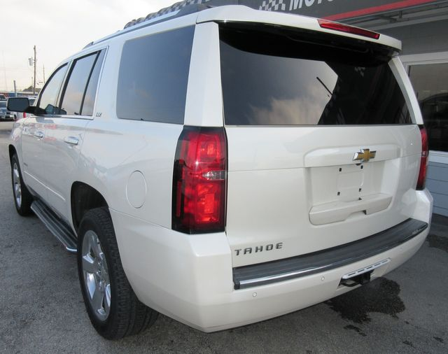 2015 Chevrolet Tahoe LTZ south houston, TX 1