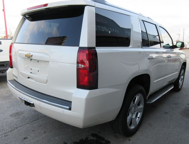 2015 Chevrolet Tahoe LTZ south houston, TX 2