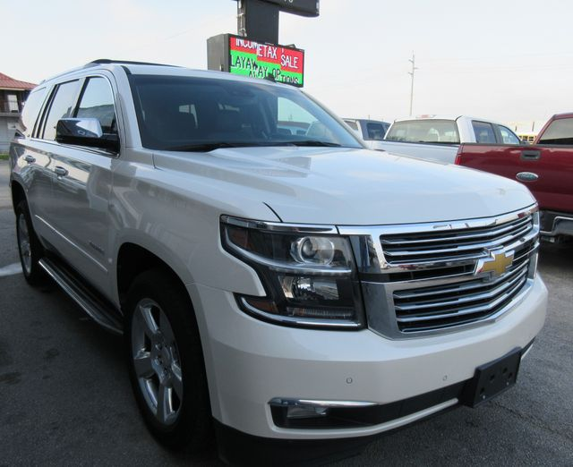 2015 Chevrolet Tahoe LTZ south houston, TX 3