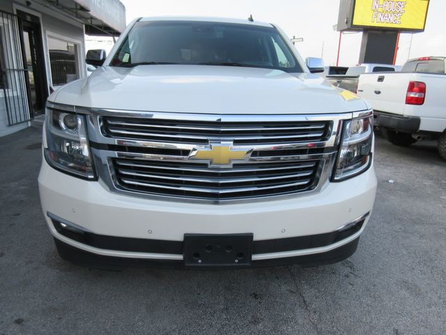 2015 Chevrolet Tahoe LTZ south houston, TX 4
