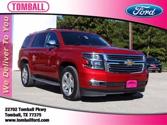 2015 Chevrolet Tahoe LTZ in Tomball, TX 77375