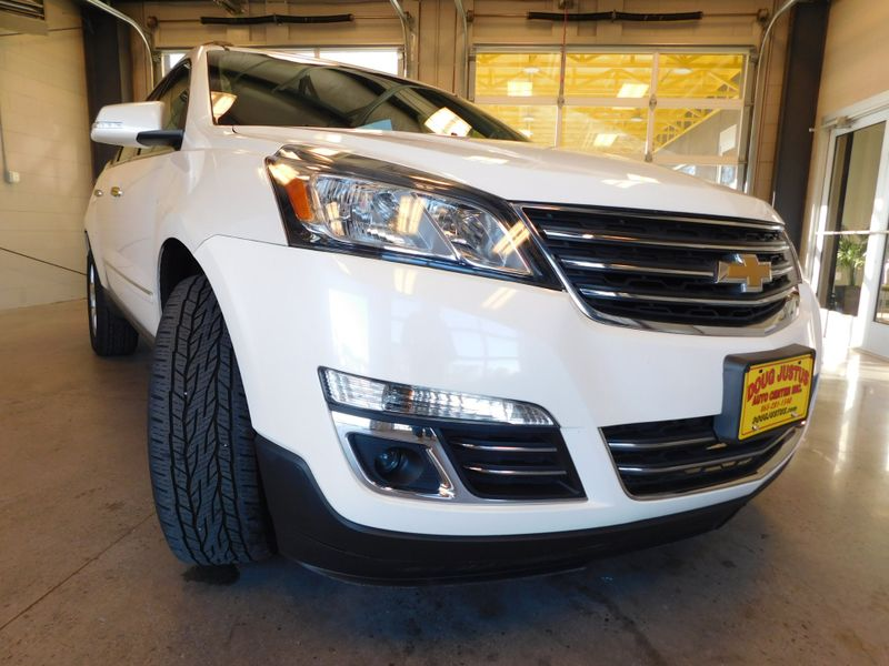 2015 Chevrolet Traverse LTZ  city TN  Doug Justus Auto Center Inc  in Airport Motor Mile ( Metro Knoxville ), TN