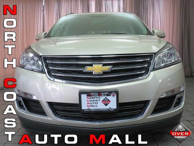 2015 chevrolet traverse lt city oh north coast auto mall of akron. Black Bedroom Furniture Sets. Home Design Ideas