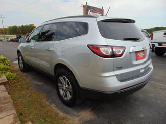 2015 Chevrolet Traverse LT Alexandria, Minnesota 3