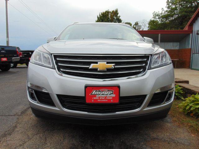 2015 Chevrolet Traverse LT Alexandria, Minnesota 36