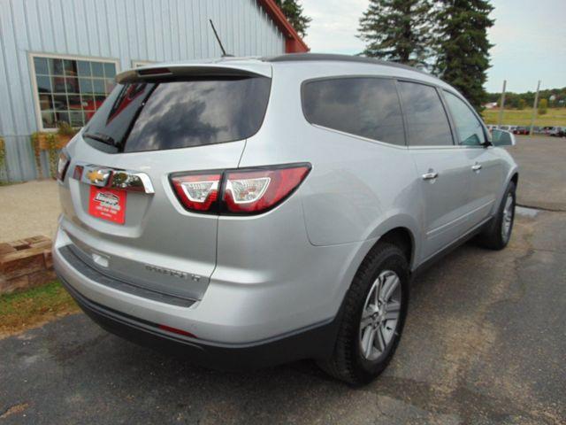2015 Chevrolet Traverse LT Alexandria, Minnesota 4