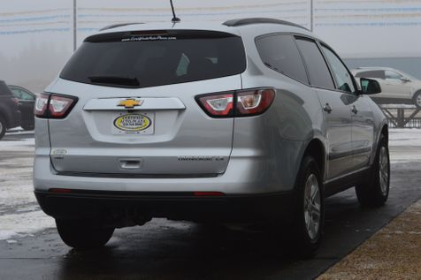 2015 Chevrolet Traverse LS AWD in Alexandria, Minnesota