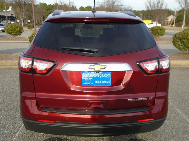 2015 Chevrolet Traverse LT in Alpharetta, GA 30004