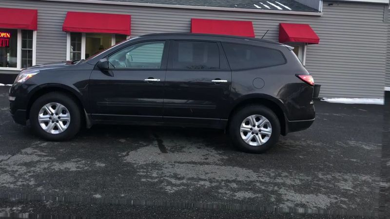 2015 Chevrolet Traverse LS  in Bangor, ME