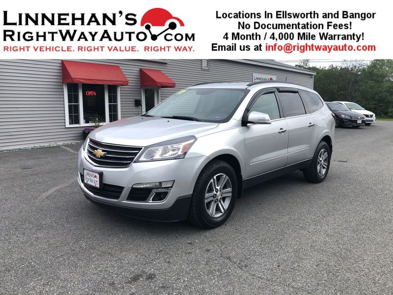 2015 Chevrolet Traverse LT  in Bangor, ME