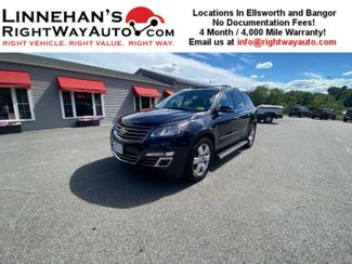 2015 Chevrolet Traverse LTZ in Bangor, ME 04401