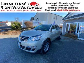 2015 Chevrolet Traverse LT in Bangor, ME 04401