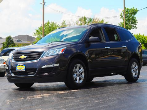 2015 Chevrolet Traverse LS | Champaign, Illinois | The Auto Mall of Champaign in Champaign, Illinois